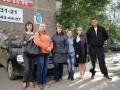 Выпуск автошколы август 2014