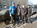 Выпуск автошколы февраль 2015