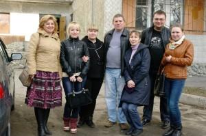 Владислав Сергеевич с учениками