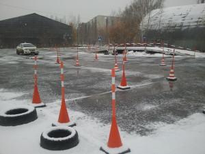Автодром Школы Гениус